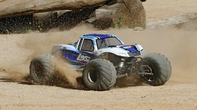 Gigantisch! Der Losi Monster Truck XL RTR