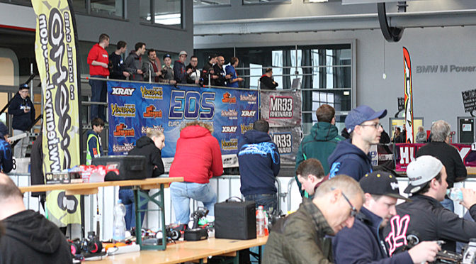 Euro Offroad Series – Das Saisonfinale 2016 am Ring: Tag 3 – Buggy 4WD