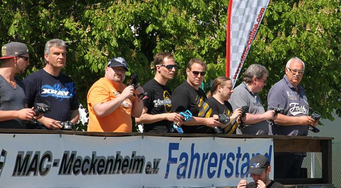 MAC Meckenheim: Tolle Stimmung beim ersten Tag der Eröffnungsfeier