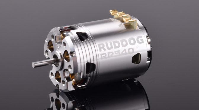 Neue Brushless-Motoren von RUDDOG