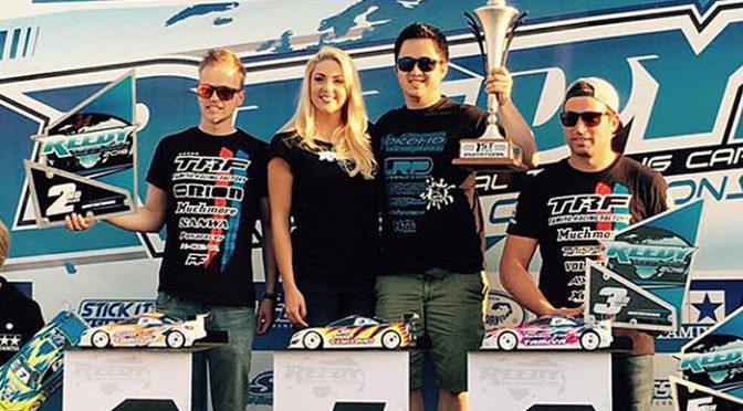 Reedy Race 2016: Dritter Sieg für Ronald Völker