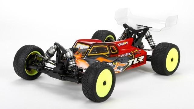 22-4 2.0 – die neue Version des 4WD-Buggys von Losi