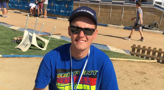 Jörn Neumann ist neuer Europameister Buggy 4WD