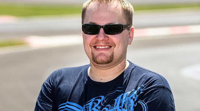 Jan Ratheisky ist zweifacher Europameister