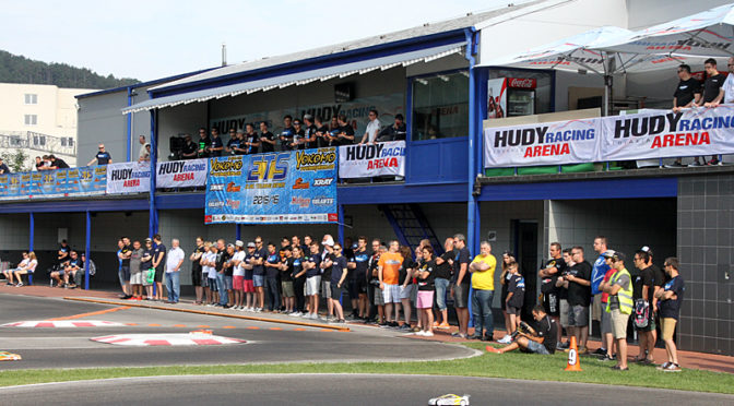 Euro Touring Series – Finale 2016 in der Hudy Arena – Tag 2