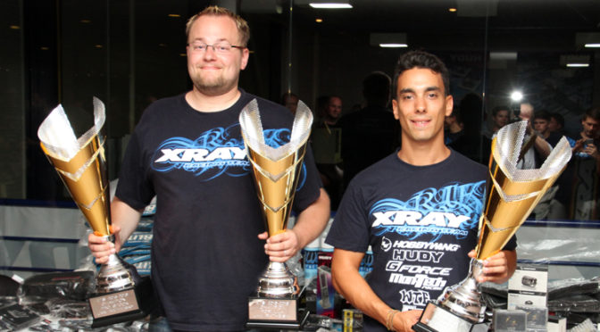 Euro Touring Series – Finale 2016 in der Hudy Arena – Tag 3