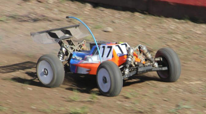 DM Buggy 1:8 Nitro 2016 zweiter Lauf in Meiningen – Tag 1 Training