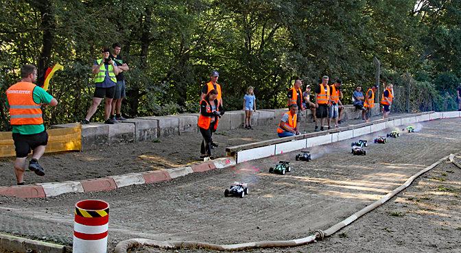DM Buggy 1:8 Nitro 2016 zweiter Lauf in Meiningen – Tag 3 Finale