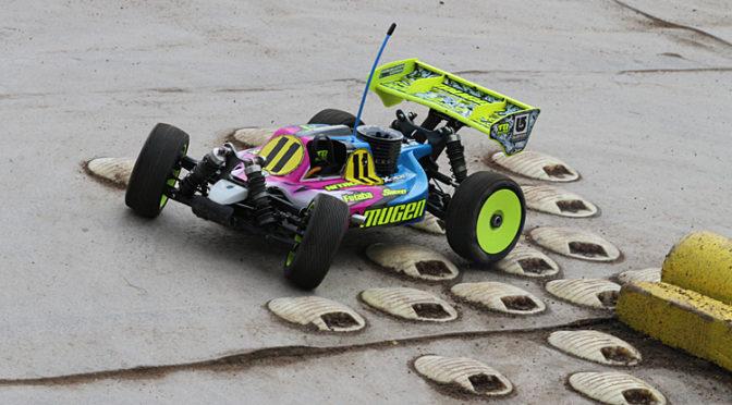 Deutsche Meisterschaft Buggy 1:8 Nitro 2016 in Sand – Tag 2 Vorläufe