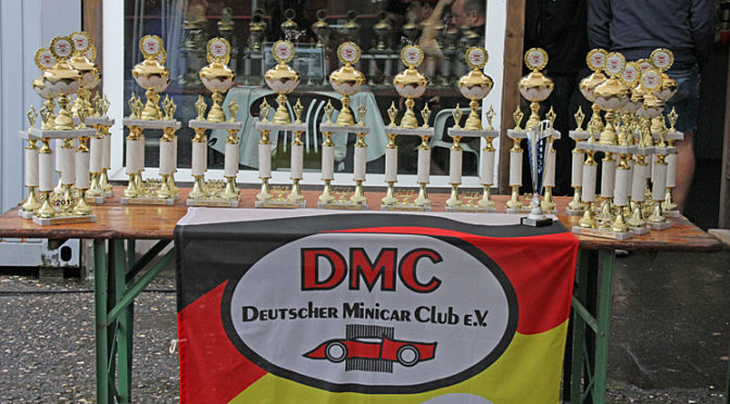 Rückblick: Deutsche Meisterschaften Tourenwagen Elektro
