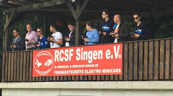 DM Singen 2016: Favoriten ganz vorn