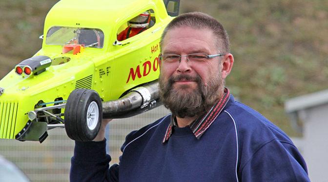 Ernst Utz ist neuer Deutscher Meister Formel 1:5