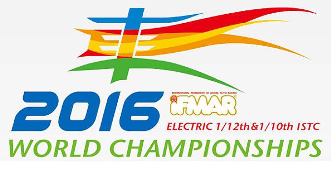 Weltmeisterschaften 2016 Tourenwagen und 1:12 in Peking