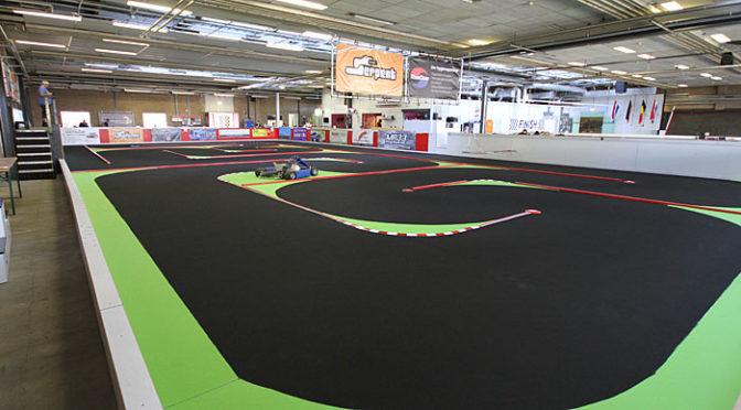 Racing Arena Limburg mit neuen Streckenlayouts