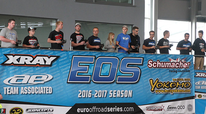 Euro Offroad Series 2016/2017: Saisonstart am Ring – Tag 1 Training