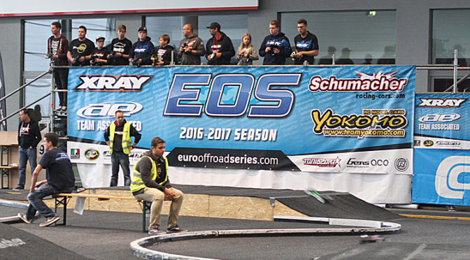 Euro Offroad Series 2016/2017: Saisonstart am Ring – Tag 3 Buggy 4WD