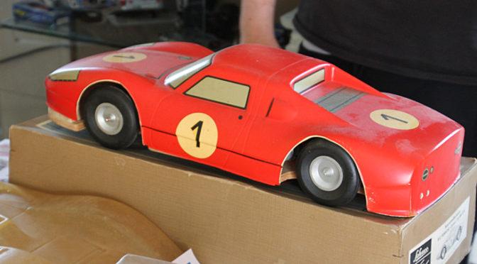 Der Hegi Porsche 904 GTS von 1965