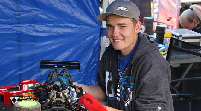 Jörn Neumann startet zukünftig für Team Schumacher