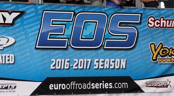 Nächster Lauf der Euro Offroad Series im März in der neuen Arena 33