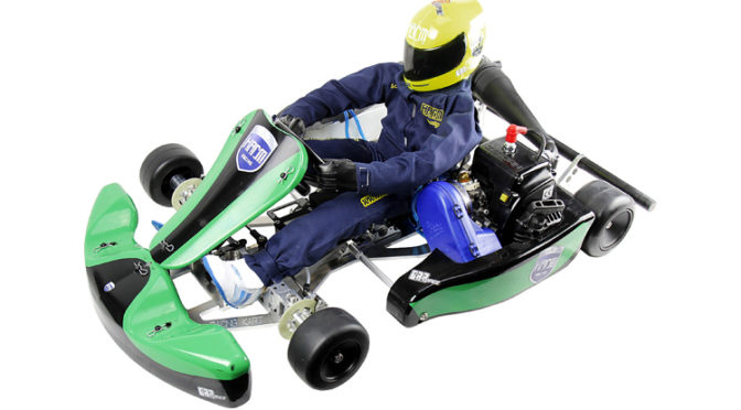 Spektakulär: Das Racing Kart von H.A.R.M.