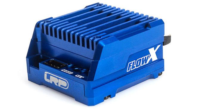 LRP hat den FlowX TC Spec jetzt an die ersten Händler ausgeliefert