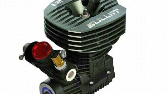 Bullitt präsentiert neuen Offroad-Motor