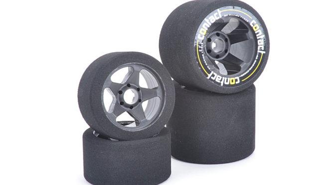 Contact RC: Teamfahrer entwickeln neuen Reifen für Nitro 1:8