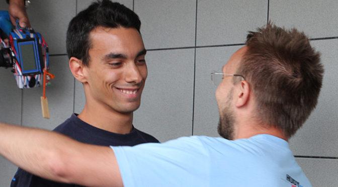 Bruno Coelho verlängert Vertrag bei Xray um acht Jahre