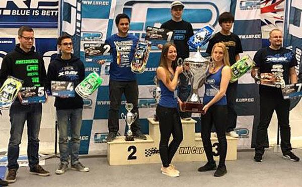 DHI-Cup presented by LRP: Vier Klassen – drei Sieger
