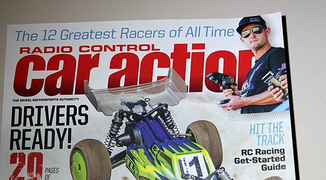 US-Magazin: Marc Rheinard einer der zwölf größten RC-Car-Fahrer