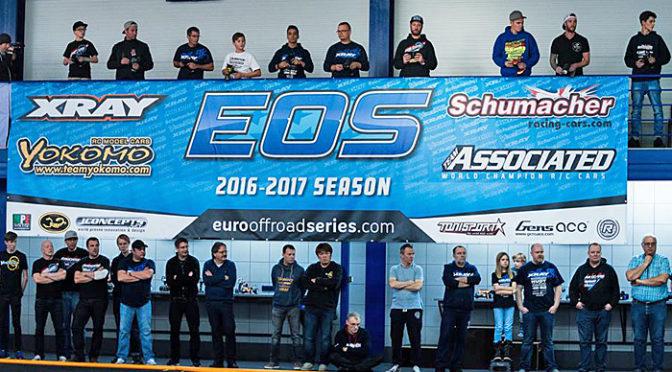 EOS-Trencin 2017: Bruno Coelho gewinnt Buggy 4WD