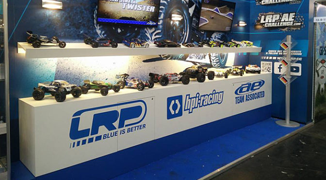 """LRP is under full steam"""