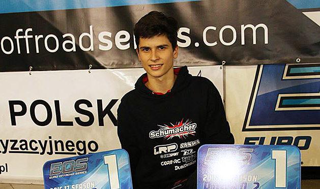 Michal Orlowski verlängert mit LRP