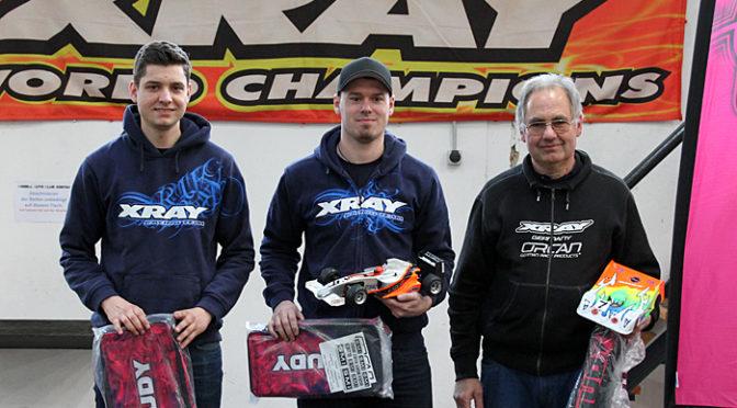 Xray Racing Series 2017: Finale auf dem Eifelring