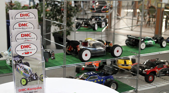 Intermodellbau 2017: Deutscher Minicar Club begeistert Kids und Eltern