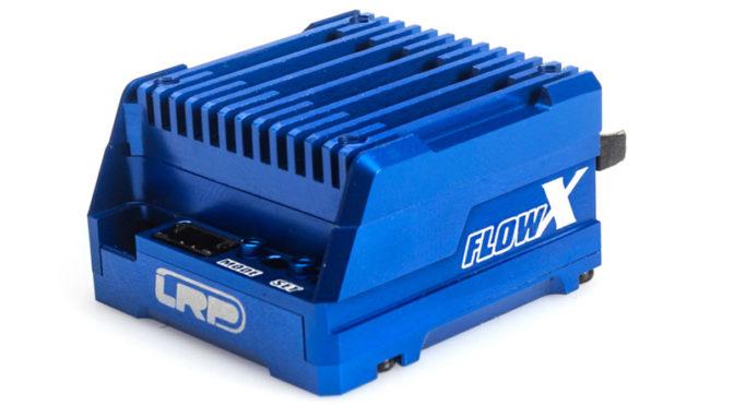LRP Flow X jetzt mit Spezial-Software für Stock und Offroad