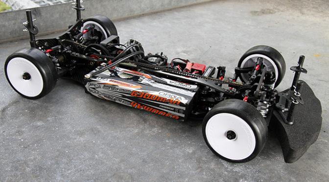 Der neue Tourenwagen Elektro aus Fernost – der Infinty IF14