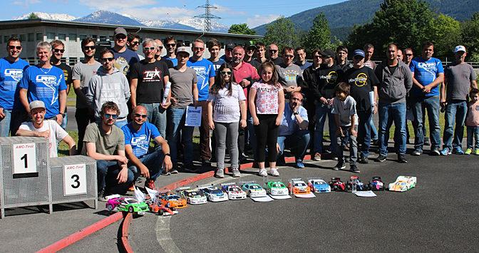 Tiroler Meisterschaften 2017: Erster Lauf beim AMC Tirol in Kematen