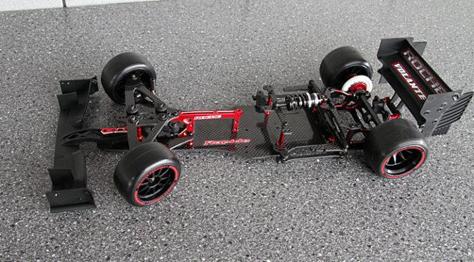 Formel: Roche bringt neue Version des Rapide F1 auf den Markt