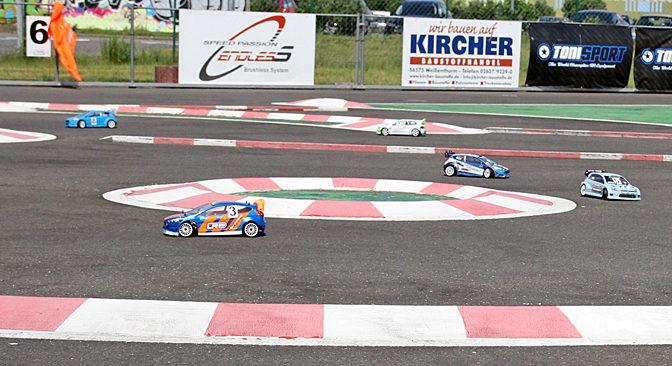 Tonisport Onroad Series Division Mitte: 4. Lauf im Motodrom Andernach