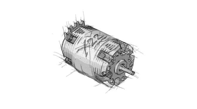 Neue Motorenlinie: LRP X22
