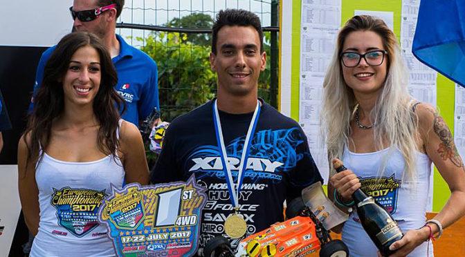 Bruno Coelho ist neuer Europameister Buggy 4WD