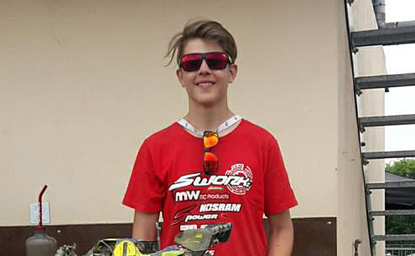 Micha Widmaier gewinnt Euro B Buggy 1:8 Nitro