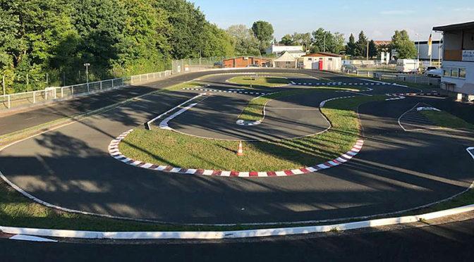 Warmup zur DM Formel und Tourenwagen in Bamberg