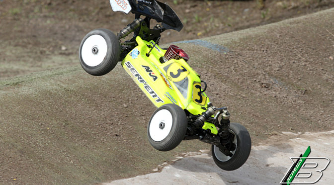 Bilder – DM 2016 Buggy 1:8 Nitro – Lauf 1 in Sand am Main