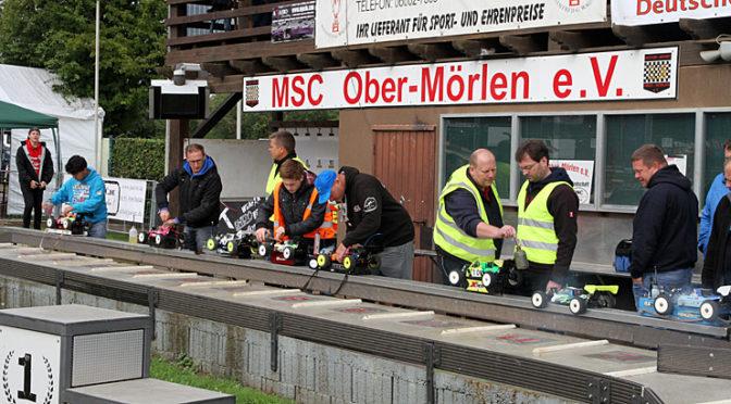 DM 2017 Buggy 1:8 Nitro in Ober-Mörlen – Erster Lauf – Training & Vorläufe