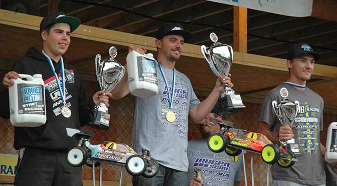 Robert Batlle ist neuer Europameister Buggy 1:8 Nitro