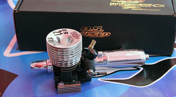 O.S. Speed 21XZ-B Spec II in der Ty Tessmann Version