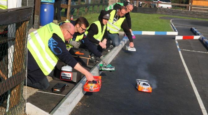 Im RennTicker: Die DM Nitro Scale 2017 auf dem Hollmoorring