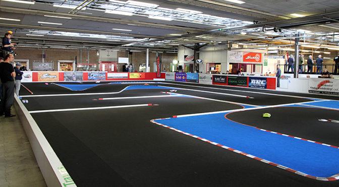 Racing Arena Limburg präsentiert sich mit größeren Strecken